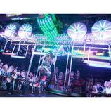 大森靖子は世に出るべくして出るーー歌舞伎町ロボットレストラン公演レポート