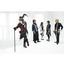 NoGoDが語るエンターテインメント論「バンドは浮世離れしていて、たくさんの人を楽しませるもの」