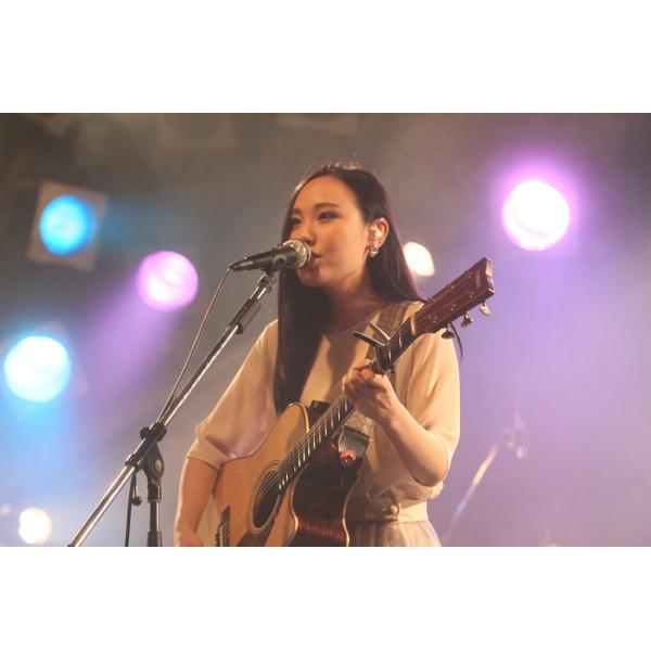 """ななみ、東京初のワンマンライブを開催 """"愛""""をテーマに高い歌唱力を披露"""