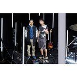 """ハマ・オカモトが""""リズム""""を追求する音楽番組スタート 初回はピエール中野を迎えセッション披露"""