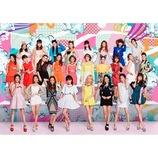 E-girls、中田ヤスタカプロデュースの新曲が『755』CMに起用決定 異色のコラボで新たな一面