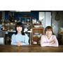 チャットモンチー、「乙女団」編成の新曲MVを公開 謎の物体「ときめき」と触れ合う様子を描く
