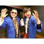 「ビクターロック祭り 2015」出演者にDJダイノジが追加 「日本一ロックなお花見」を盛り上げる