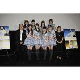 SKE48メンバーがドキュメンタリー映画の裏側語る 松井玲奈「辛かったことが楽しい気持ちに昇華できてる」