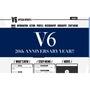 V6、20周年ベストアルバム『SUPER Very best』リリース決定
