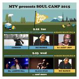 『MTV presents SOUL CAMP 2015』追加アーティストにDJ JAZZY JEFF決定