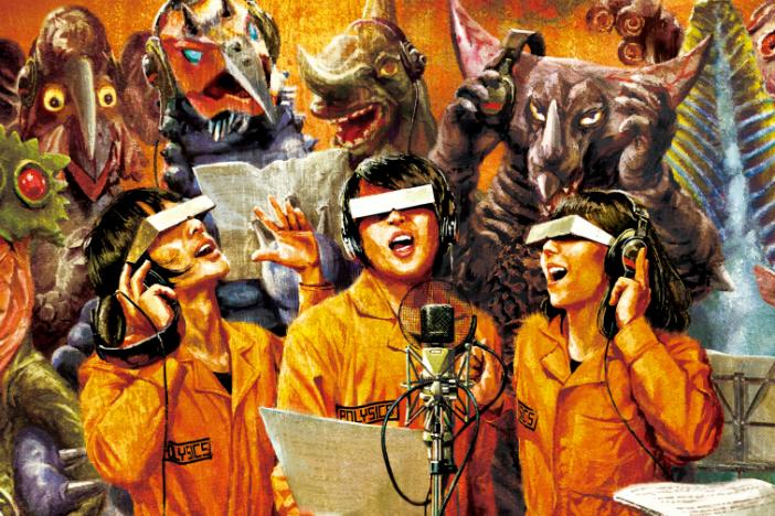 POLYSICSハヤシが語る、ウルトラ怪獣への偏愛「オレが曲にしないとな、という使命感はあった」