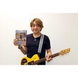 野村義男が語る、ギターコレクターの心得「どんなギターにも、それぞれ全部に意味がある」