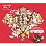 RIP SLYME、レンタル限定盤『DIGEST 10』発表 「秘密結社 鷹の爪」とのコラボドラマも収録