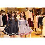 乃木坂46・伊藤万理華&桜井玲香が『イセタンガール』とコラボ 「制服をファッションに取り入れて楽しんでほしい」