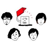 キュウソネコカミ、新曲『泣くな親父』の先行配信スタート 本日『HEY!HEY!NEO!』で初披露も