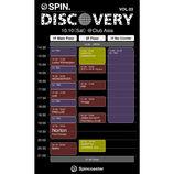 イベント『SPIN.DISCOVERY-Vol.03』が当日のタイムテーブルを発表