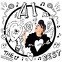 AI、ベストアルバム『THE BEST』のジャケットを発表 特設サイトにてライナーノーツも公開に