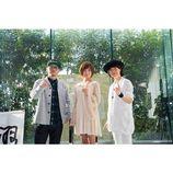 SPICY CHOCOLATE、結婚式場でハジ→、AAA宇野と新曲披露「みなさんにも幸せになってほしい」