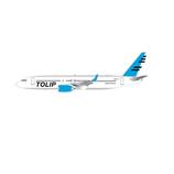 現役パイロットによるバンド・TOLIP、1stアルバム『空へ』リリース発表 残響レコード内<残響Airlines>から発売