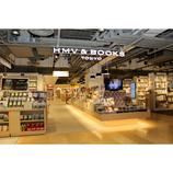 渋谷の街にHMVが復活ーー複合エンタメショップ「HMV&BOOKS TOKYO」潜入レポート
