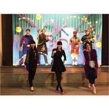 Perfume、 OK Goとのコラボ曲がアニメ『SUSHI POLICE』主題歌に のっち「とっても幸せなレコーディングでした」