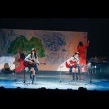 欅坂46メンバーが『おもてなし会』で個性発揮 セッションや演劇など盛り沢山の内容に