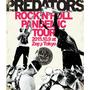 THE PREDATORS、ライブ映像作品のジャケット画像&一部ライブ写真を公開