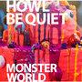 HOWL BE QUIET、新曲「MONSTER WORLD」のフルMV公開 特典グッズのデザインも発表に