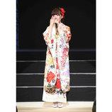 """岩佐美咲、ソロコンサートで""""演歌歌手としての未来""""を発表 「AKB48を辞めてからが本当のスタートライン」"""