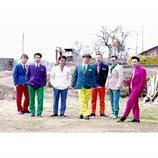 在日ファンク、新アーティスト写真&2ndアルバムジャケット写真を公開