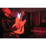 MIYAVI、『STUDIO by YSL Beauté』でパフォーマンス DJ KSUKEと共演で新曲披露も