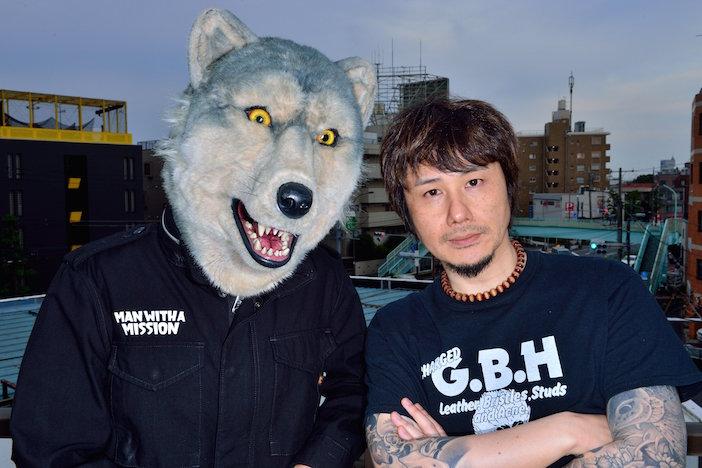 Ken Yokoyama × Jean-Ken Johnny(MAN WITH A MISSION)対談!「誰だっていつでもそのシーンの一部になれる」