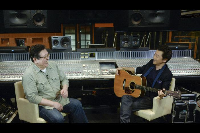 桑田佳祐、ネット初登場! 新曲と音楽を大いに語る「狙ってたらヒット曲ってやっぱりできない」(インタビュアー:萩原健太)