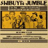 生バンド演奏によるラップフェス『SHIBUYA JUMBLE』、LINE LIVEにて生配信が決定