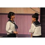 さくら学院、初舞台『秋桜学園合唱部』ゲネプロレポート グループテーマ活かした個性溢れる内容に
