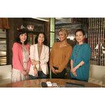 Crystal Kay、主題歌を務めるオトナの土ドラ『ノンママ白書』に出演決定 松尾潔と第4話に登場