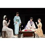 AKB48 チーム8、難関の円形ステージに挑戦ーー舞台『絢爛とか爛漫とか』初日レポート