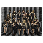 "E-girls、""次のステージへ向かう""新シングル『Go! Go! Let's Go!』リリース決定"