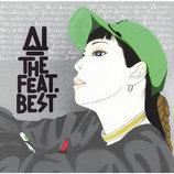 AI、ベスト・コラボ盤『THE FEAT.BEST』リリース決定 宇多田ヒカルとのコラボ曲を初収録