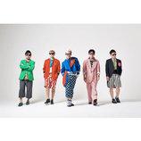 韓国5人組バンド SULTAN OF THE DISCO、新アルバム詳細発表 氣志團 綾小路 翔が日本語詞担当