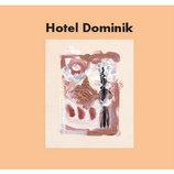 京都在住バンド ホテル・ドミニク、Ano(t)raks × タワレコ新レーベル<LUCK>から1st EPリリース