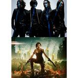 L'Arc-en-Ciel、映画『バイオハザード:ザ・ファイナル』コラボMV公開 フルは本日限定