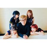 フィロソフィーのダンス、メンバー&プロデューサー加茂啓太郎インタビュー「他のクラスタに反応してもらえるアイドルに」