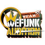 『WEFUNK』シンガー&パフォーマーオーディション開催 合格者は8月大阪公演のステージに