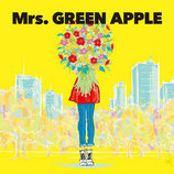 Mrs. GREEN APPLE、シングル『どこかで日は昇る』は『笑う招き猫』主題歌ほか全曲書き下ろし