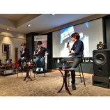 テイ・トウワが語った、『EMO』制作過程と音質へのこだわり 砂原良徳迎えたトーク&試聴会レポ