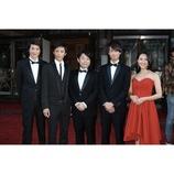 『新宿ミッドナイトベイビー』主演・久保田秀敏らがモントリオール世界映画祭の開幕式に出席