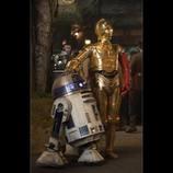 C-3POの左腕が真っ赤に? 『スター・ウォーズ/フォースの覚醒』新場面写真公開へ