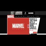 『アントマン』続編の製作決定 米マーベル・スタジオがアナウンス