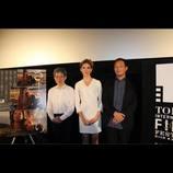 平田オリザが『さようなら』Q&Aで深田監督にメッセージ 「映画の強みを存分に発揮してくれた」