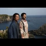 日本トルコ合作映画『海難1890』新予告編公開 内野聖陽がトルコ人を救う医師を演じる