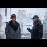 スピルバーグ&トム・ハンクス、『ブリッジ・オブ・スパイ』特別映像で日本のファンにメッセージ