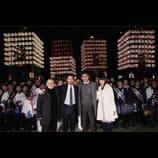 竹野内豊、江口洋介ら『人生の約束』凱旋イベントに登場 竹野内「今後一生、忘れない」