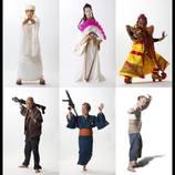 『珍遊記』追加キャストに倉科カナ、溝端淳平、ピエール瀧らが決定 キャラクタービジュアルも公開